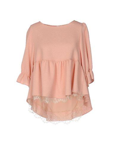 Купить Женскую блузку  цвет абрикосовый