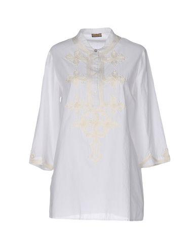 Купить Женскую блузку MALÌPARMI белого цвета