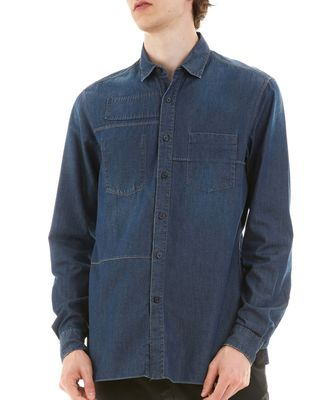 LANVIN DENIM SHIRT Shirt U f