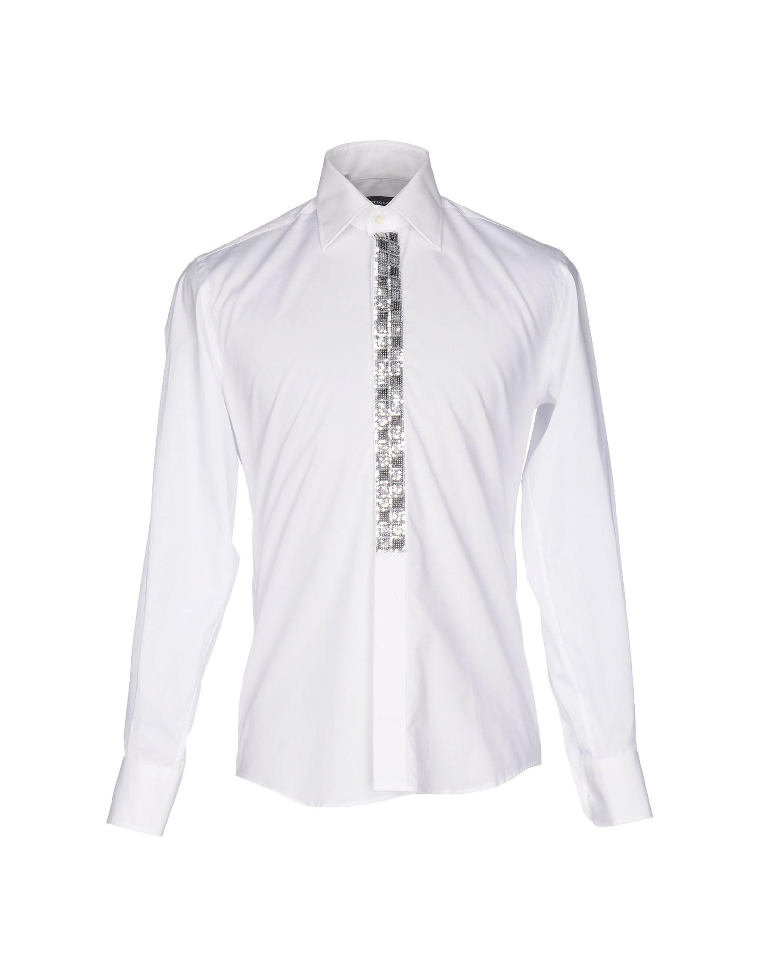 купить GAI MATTIOLO Pубашка дешево
