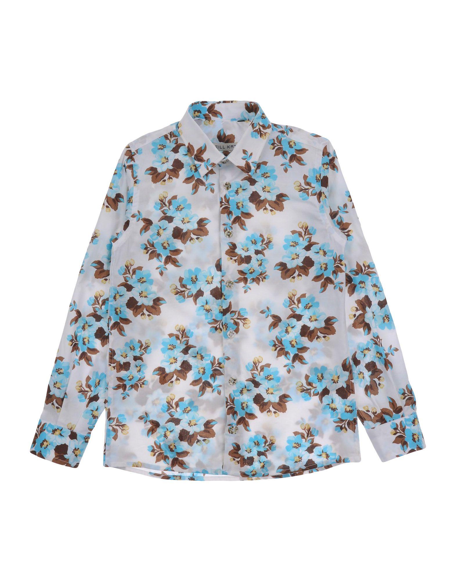 NEILL KATTER   NEILL KATTER Shirts 38599710   Goxip