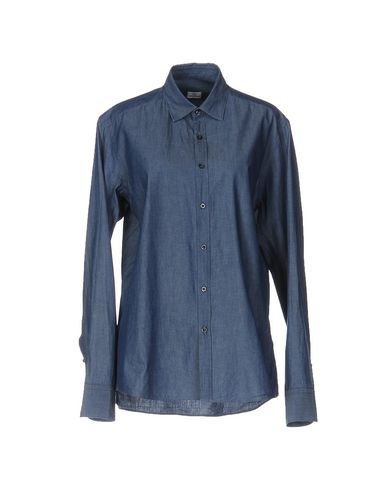 Джинсовая рубашка от A.DI CAPUA