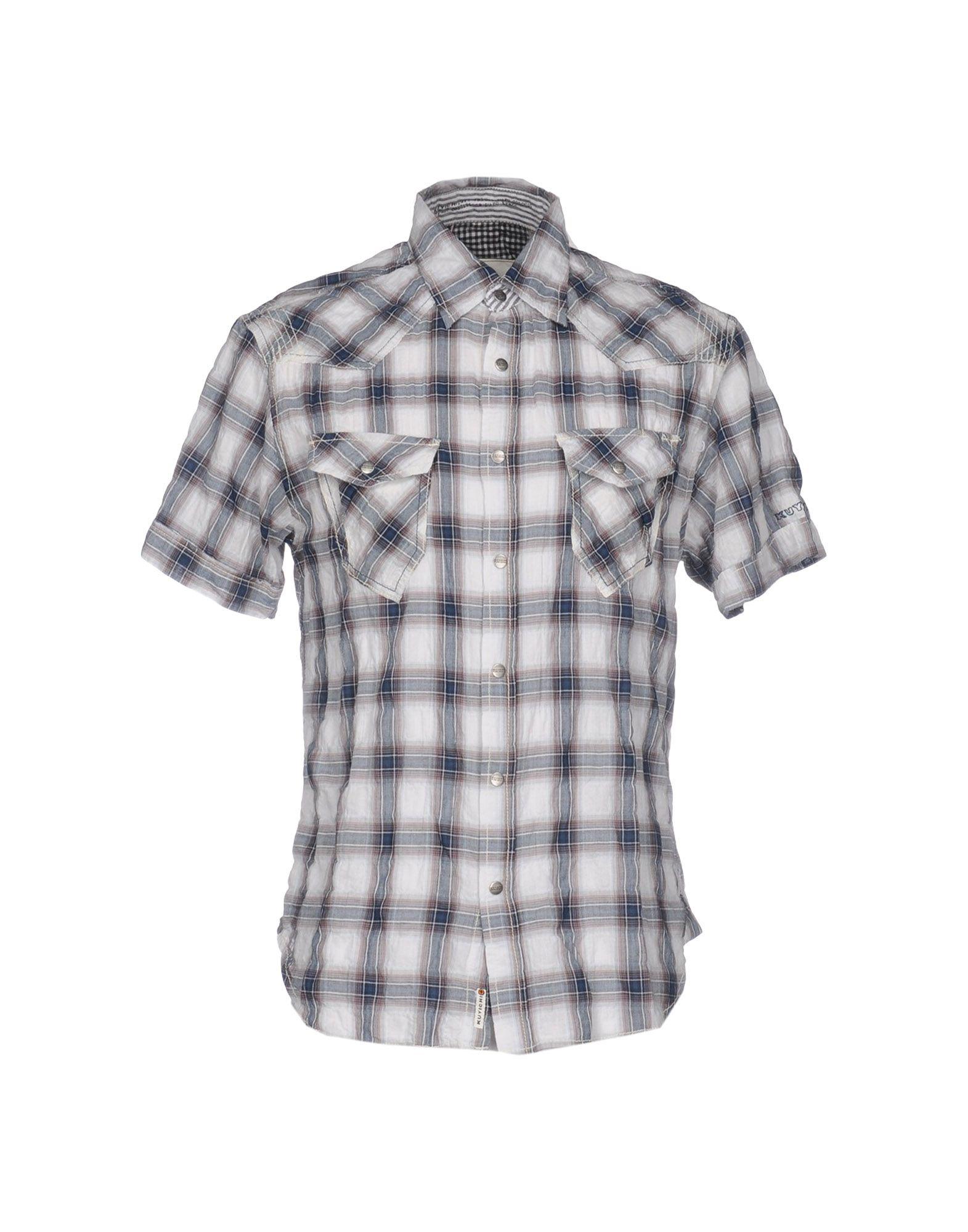 купить KUYICHI Pубашка дешево