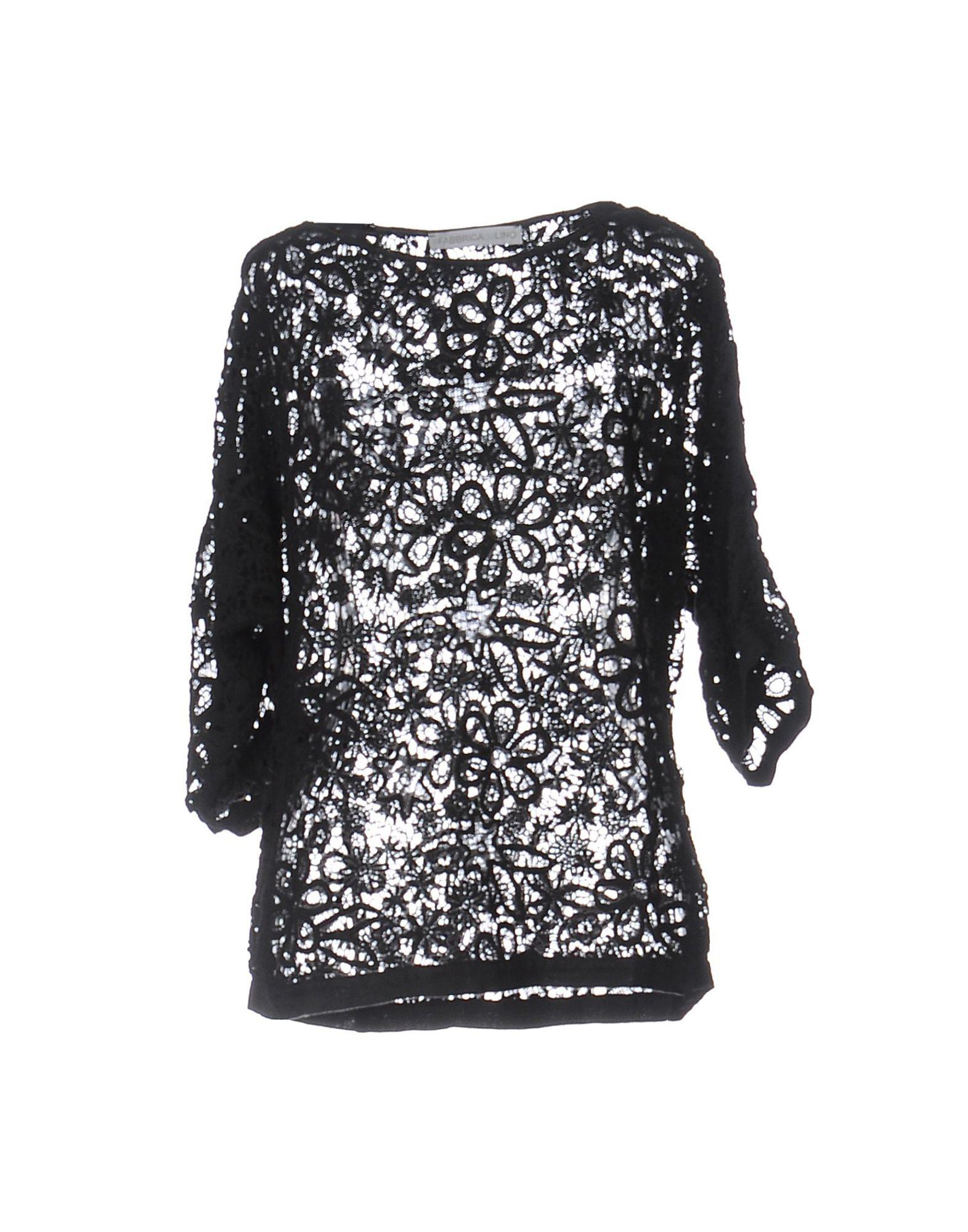 LA FABBRICA del LINO Блузка цена 2017