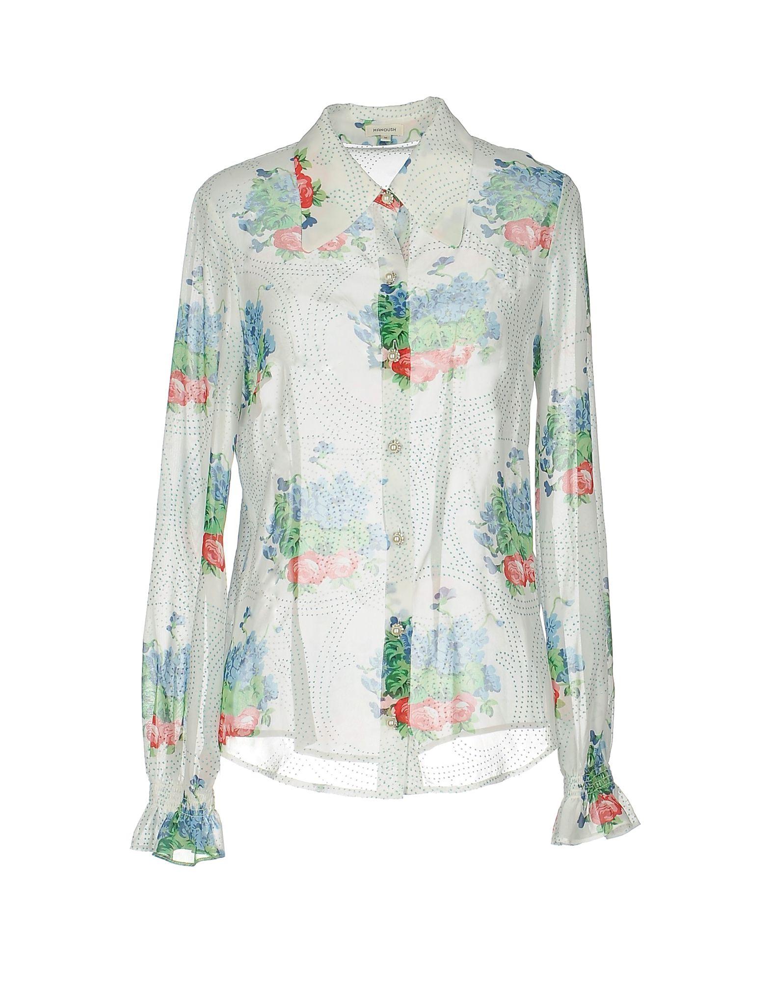 цена  MANOUSH Pубашка  онлайн в 2017 году