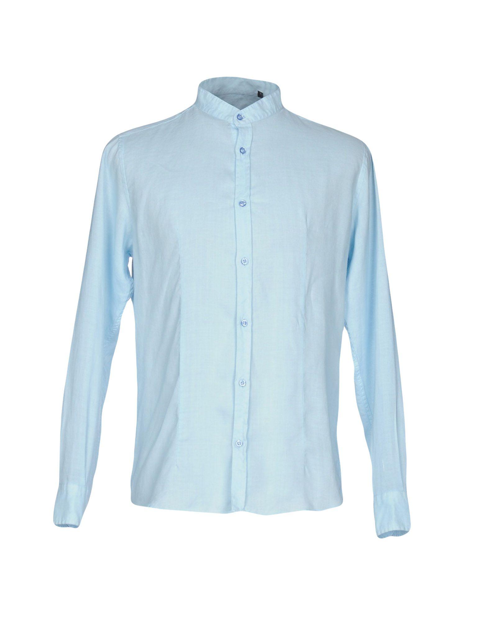 где купить VIA DEI TINTORI Pубашка по лучшей цене
