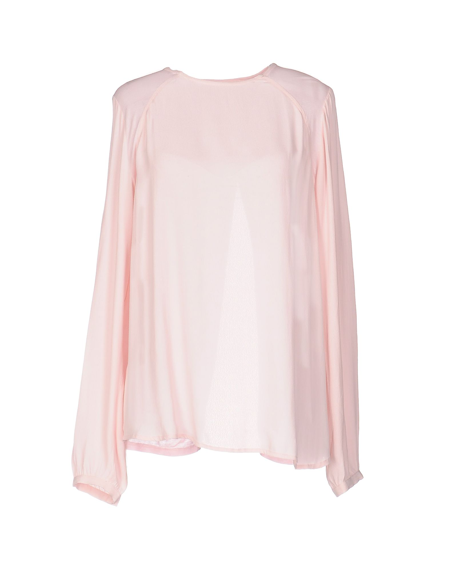 CUSTOMMADE Blouses in Pink