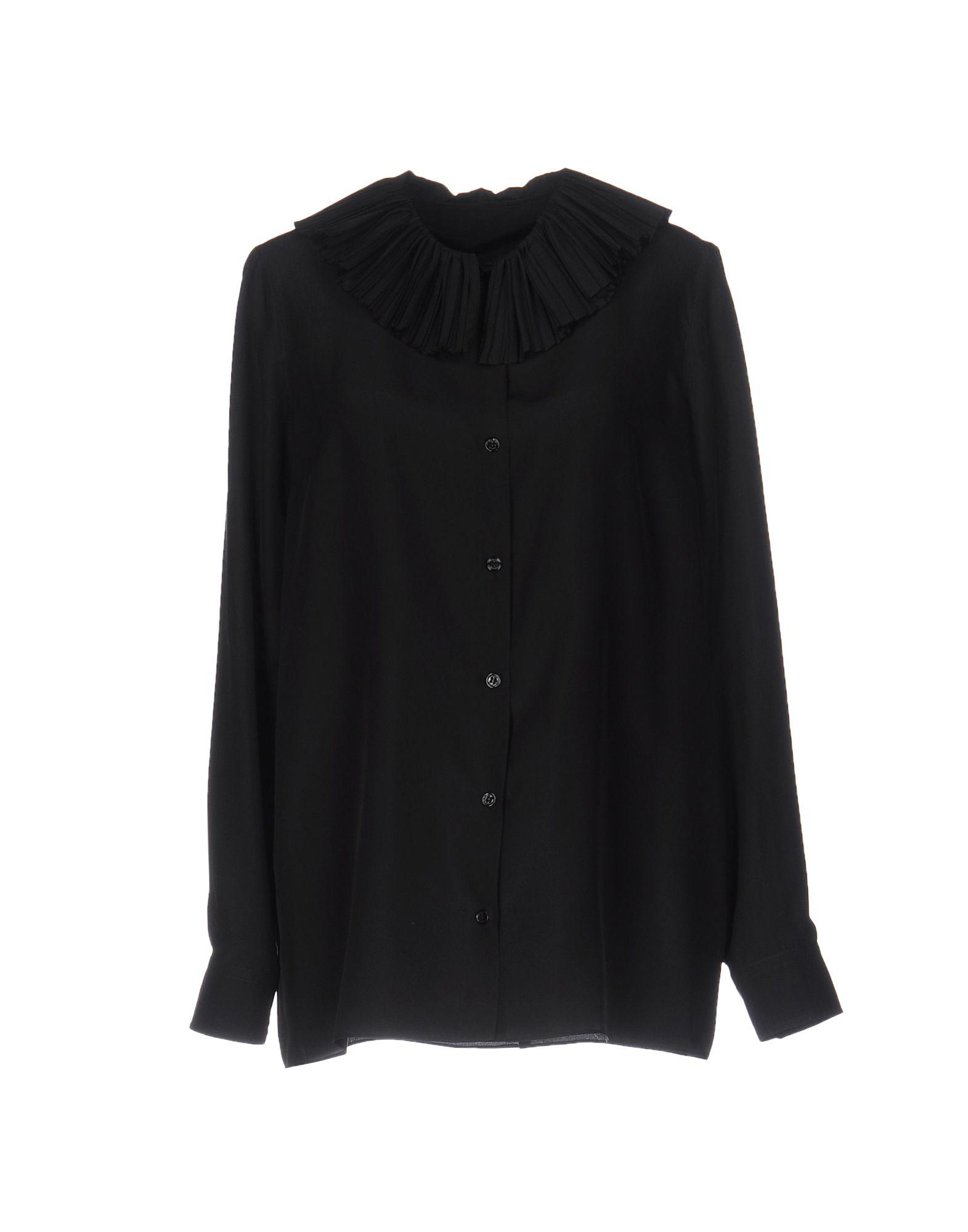 レディース SONIA RYKIEL シャツ ブラック