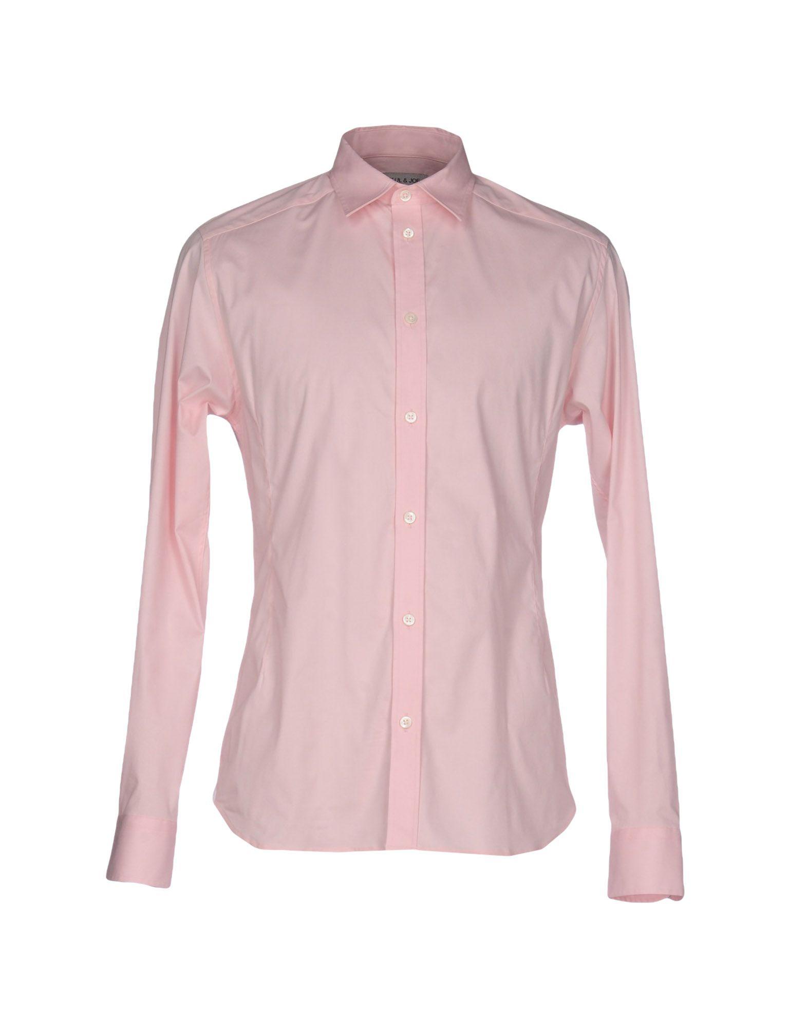 メンズ ポール & ジョー シャツ ピンク