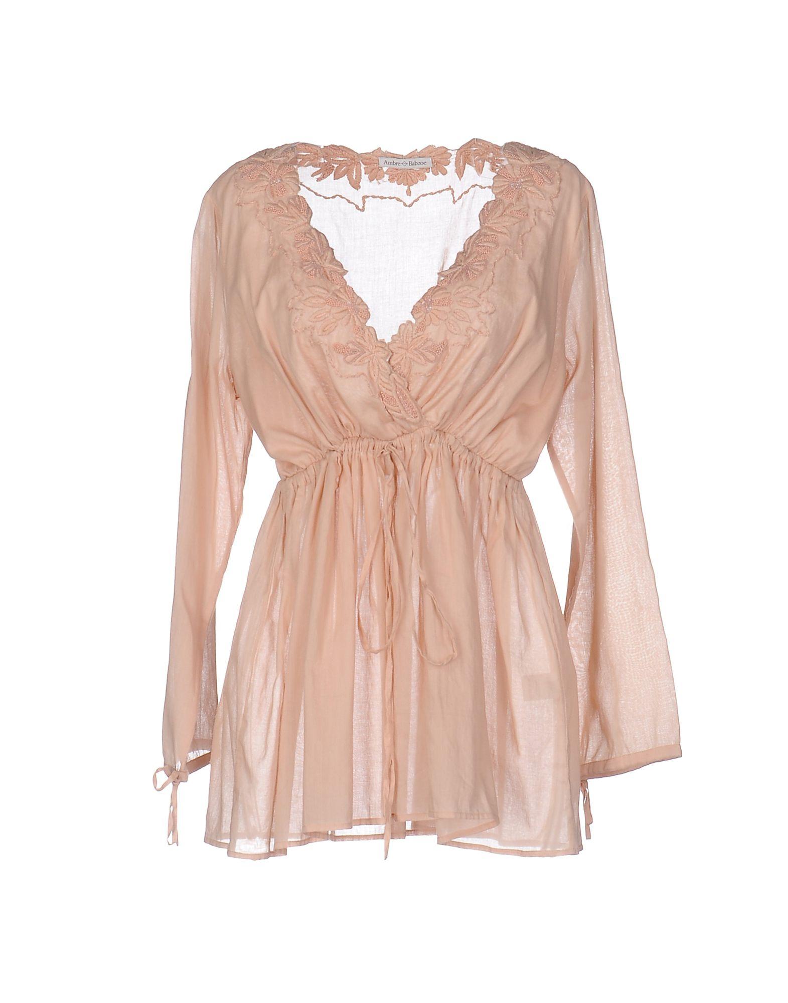 AMBRE BABZOE Блузка цены онлайн