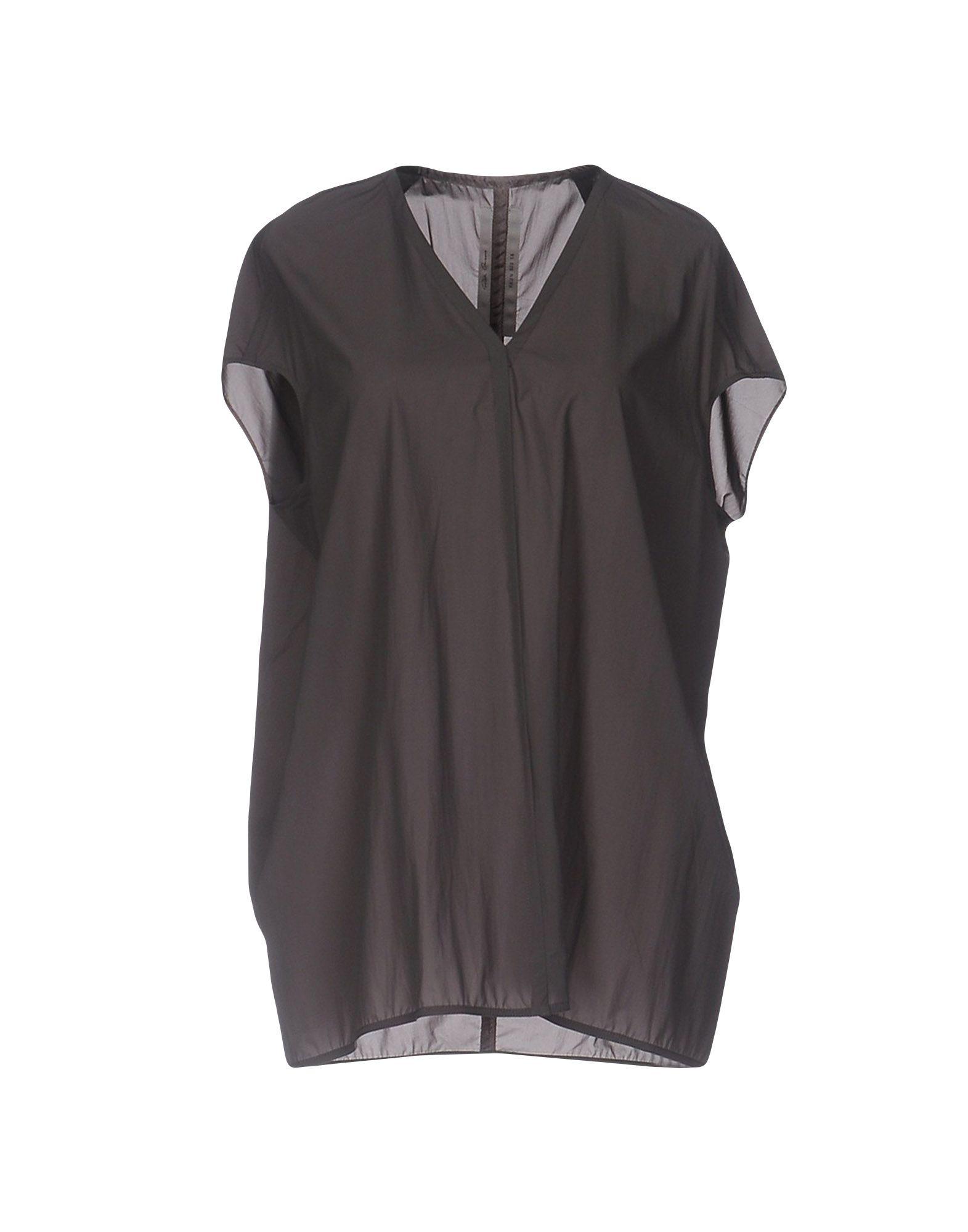 RICK OWENS Блузка блузка quelle rick cardona by heine 4025