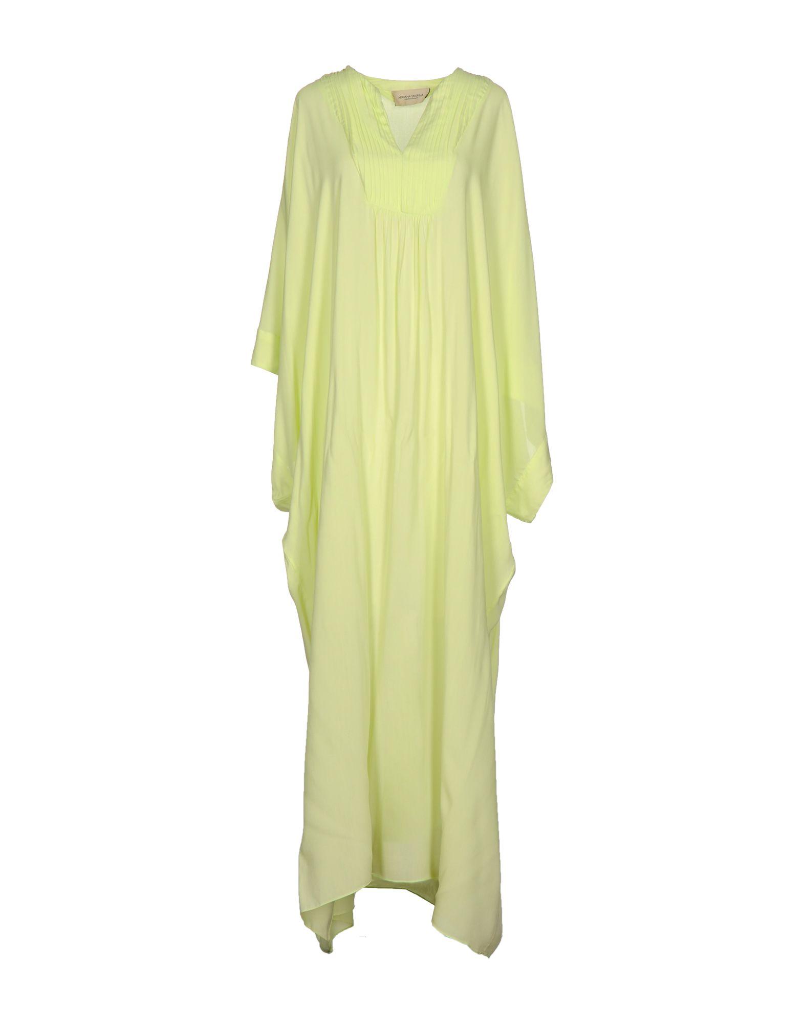 ADRIANA DEGREAS Длинное платье adriana piekarewicz body satisfaction