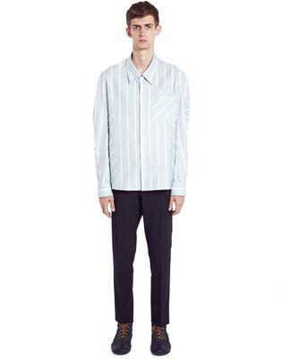"LANVIN ""BIG STRIPES"" SHIRT Shirt U r"