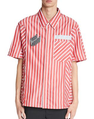 """BIG STRIPES"" SHIRT"