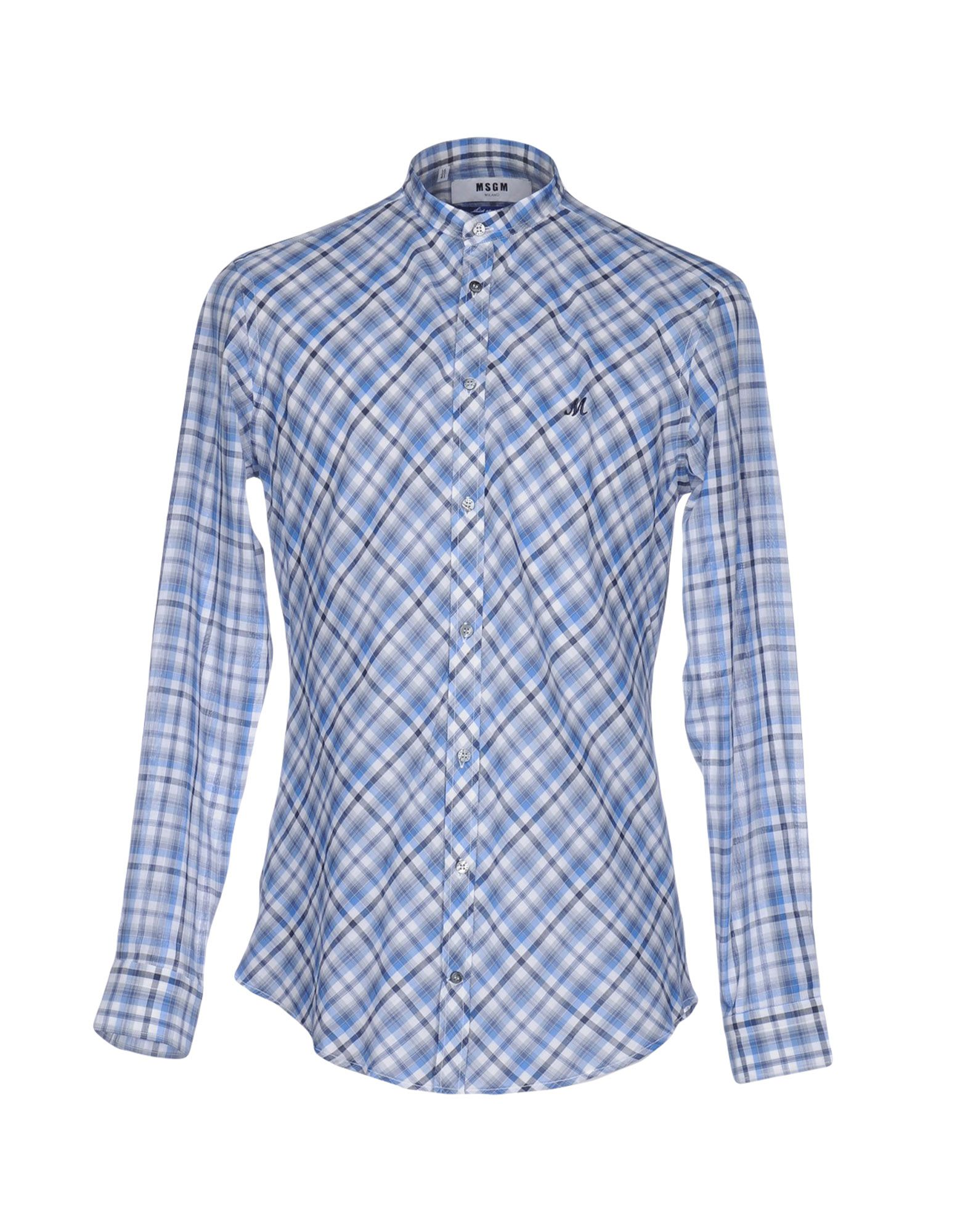 MSGM Pубашка msgm одежда