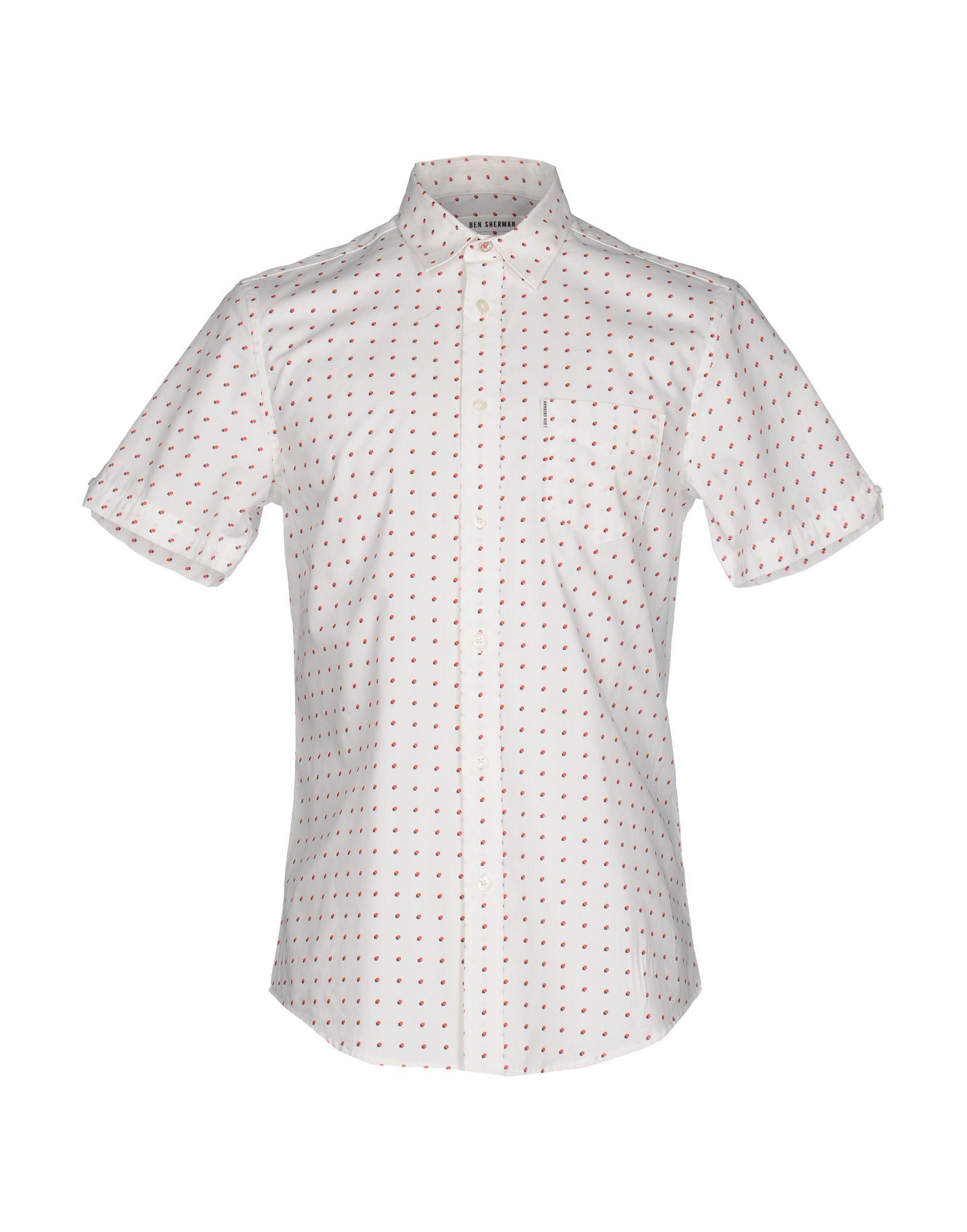 BEN SHERMAN Pубашка все цены