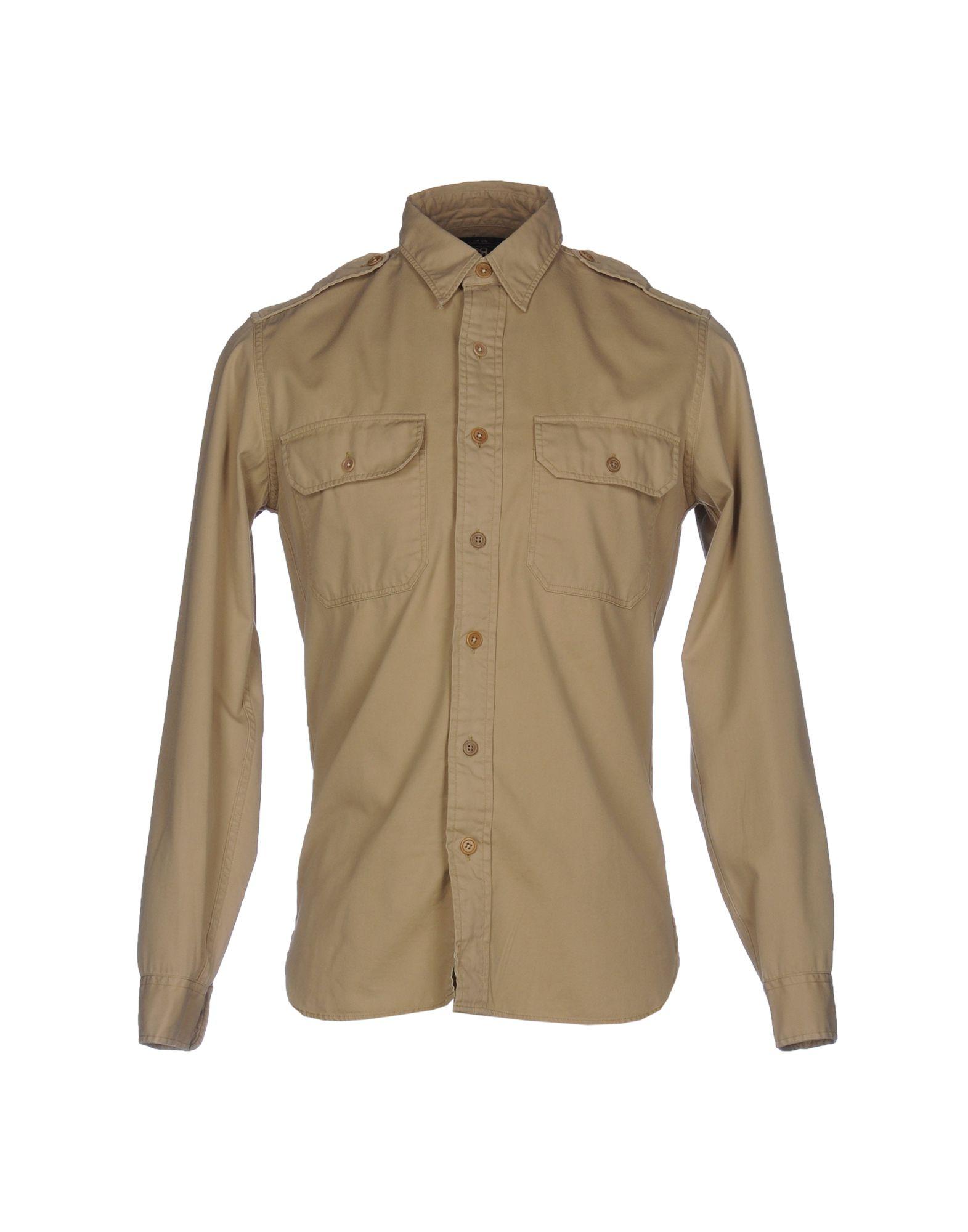 DOUBLE RL & CO. Shirts