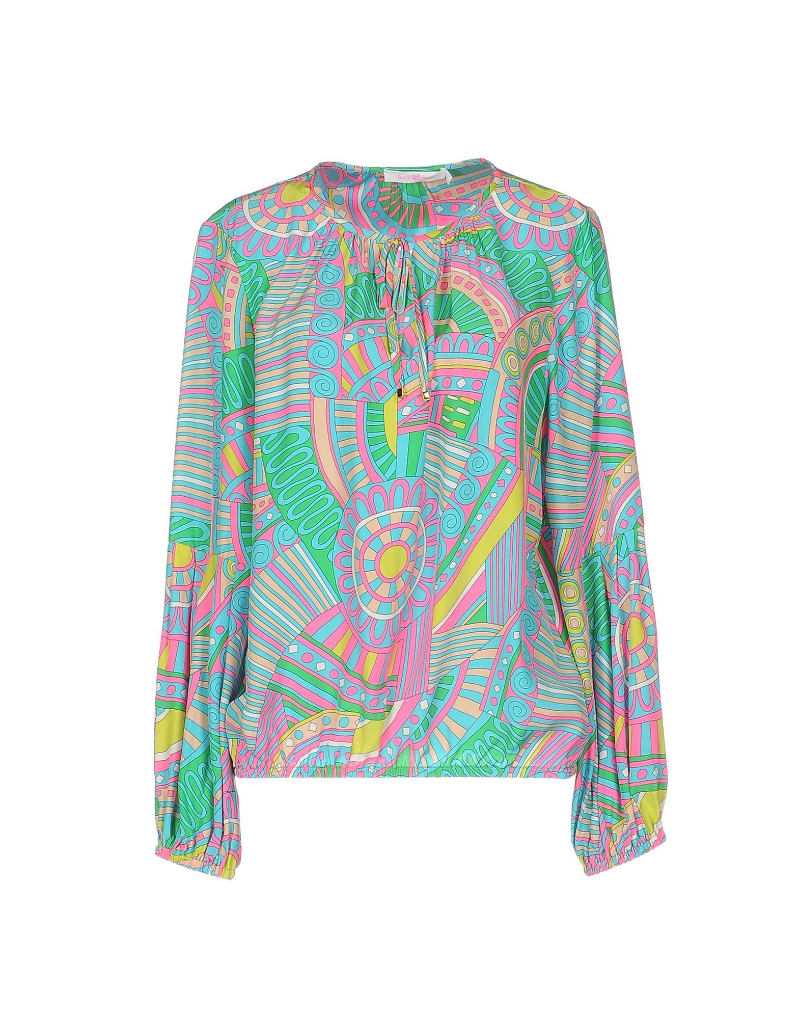 ALICE & TRIXIE Блузка moda alice moda alice mo056awivw43