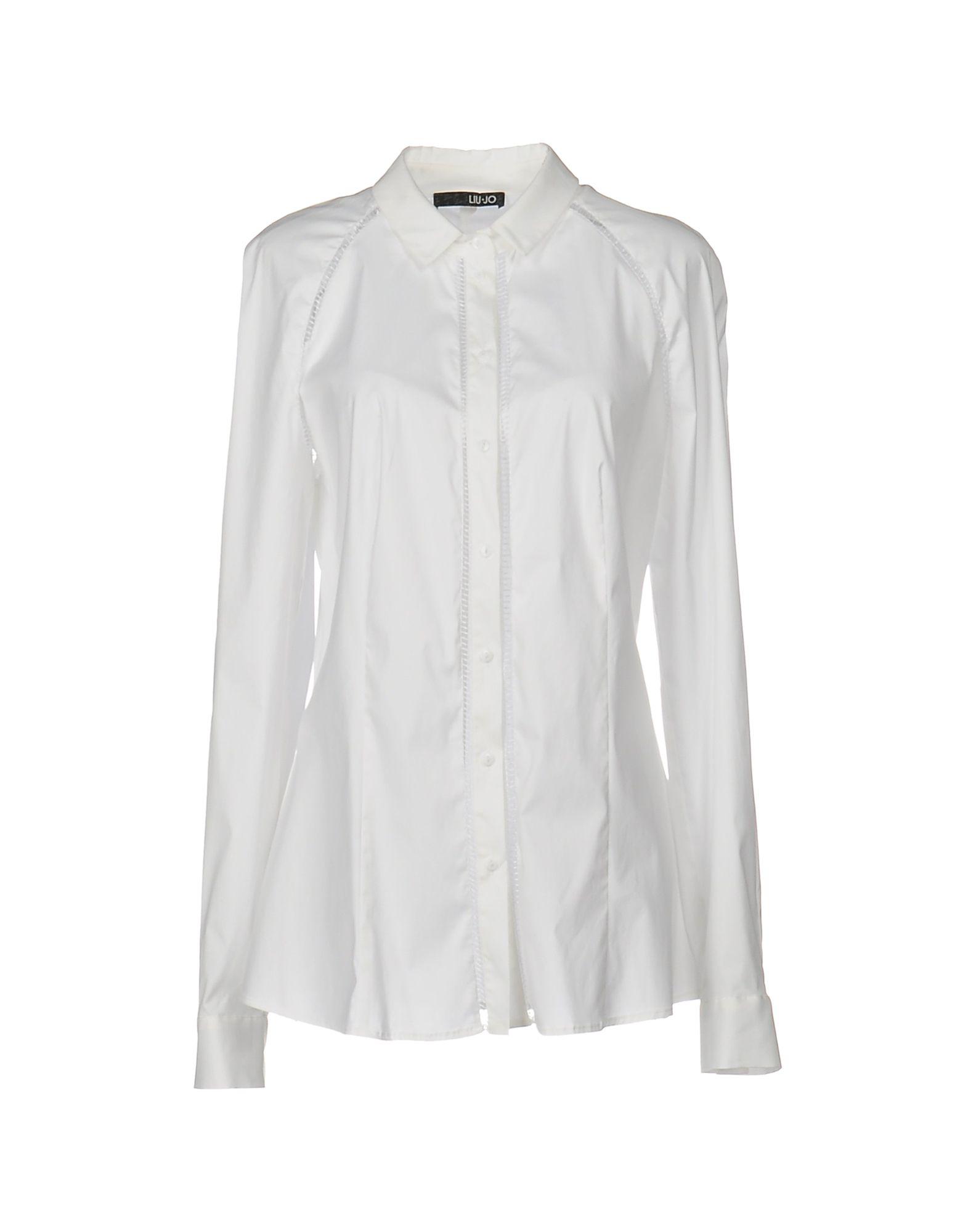 LIU •JO Pубашка недорго, оригинальная цена