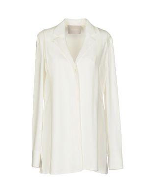 JASON WU Damen Hemd Farbe Weiß Größe 4 Sale Angebote Jämlitz-Klein Düben