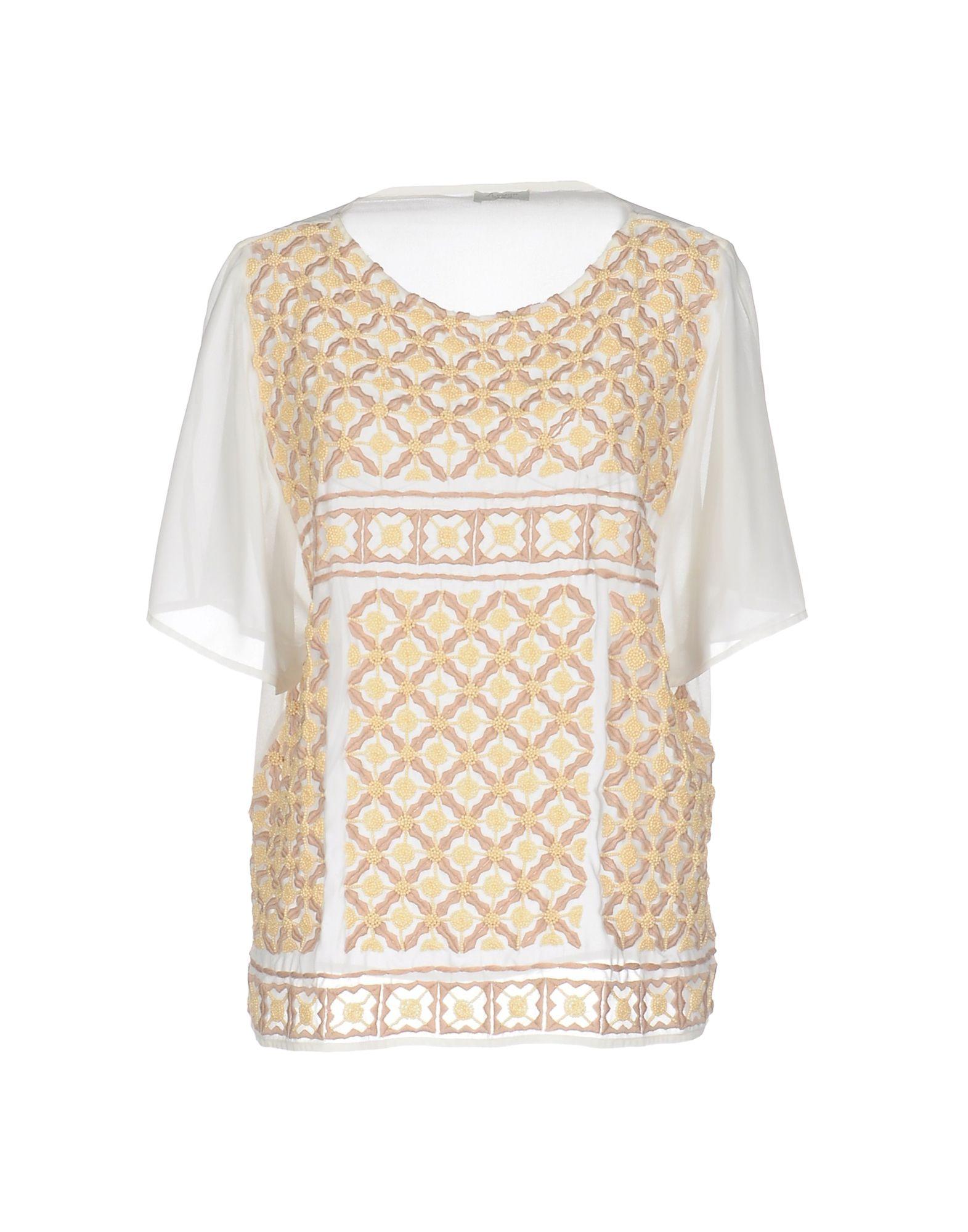 LE RAGAZZE DI ST. BARTH Блузка free in st barth повседневные шорты