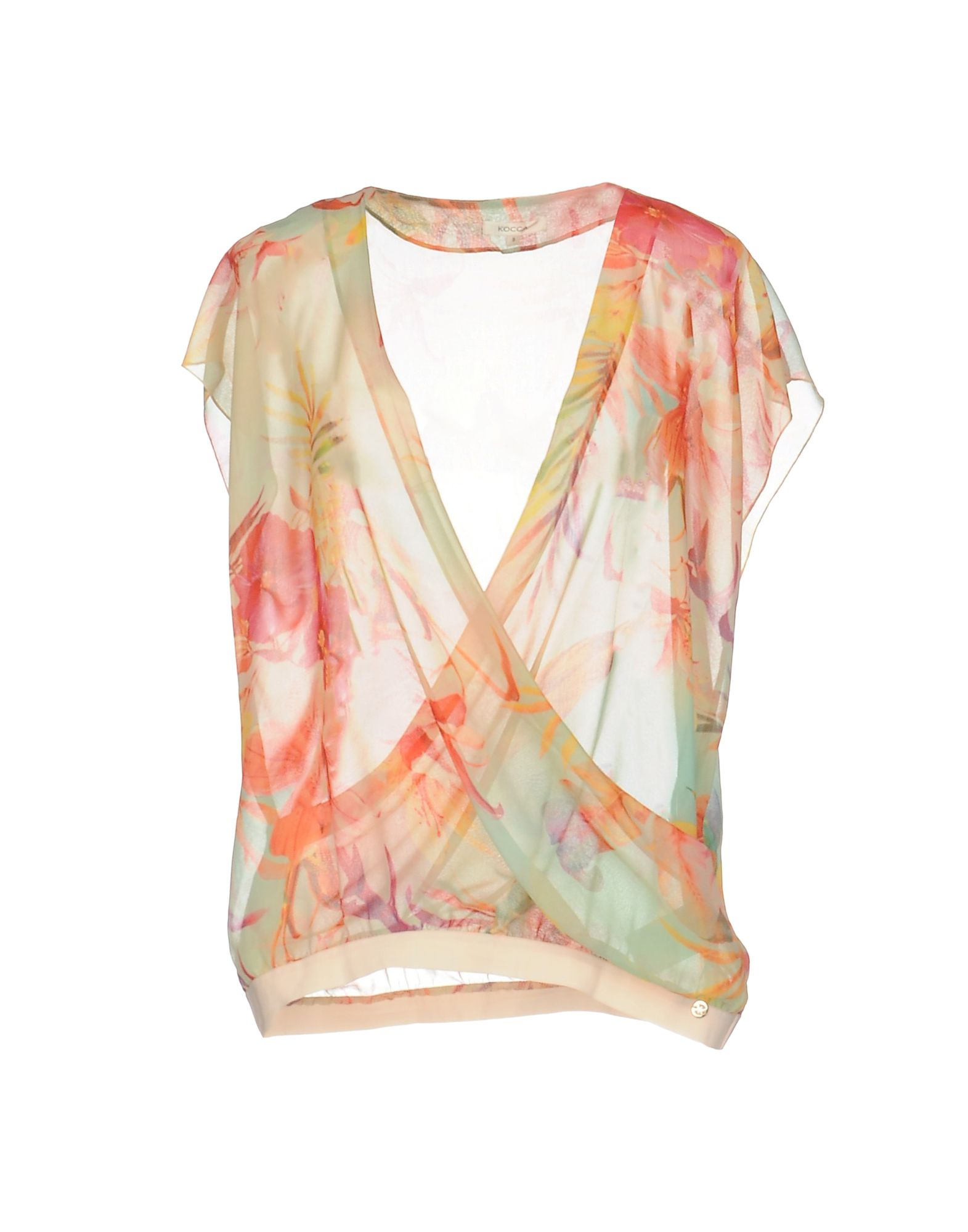 KOCCA Блузка футболка kocca p16pts267505un0000 60001