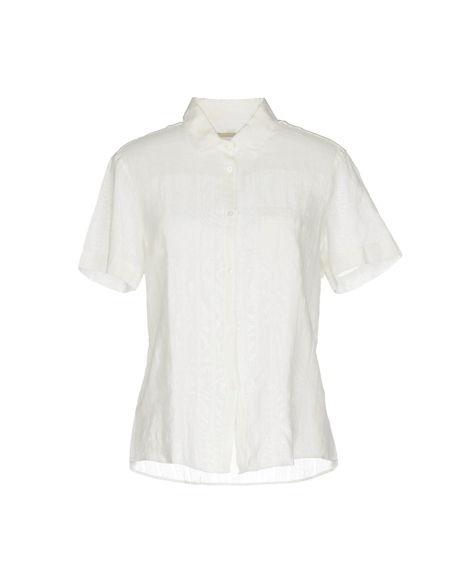Massimo Alba Solid color shirts & blouses