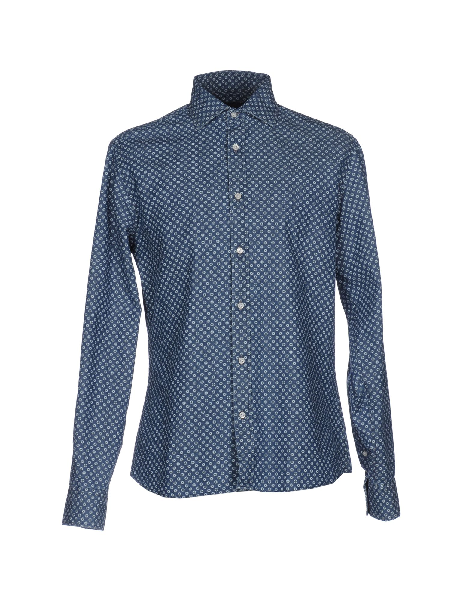 ALTEA dal 1973 Джинсовая рубашка altea dal 1973 джинсовая рубашка