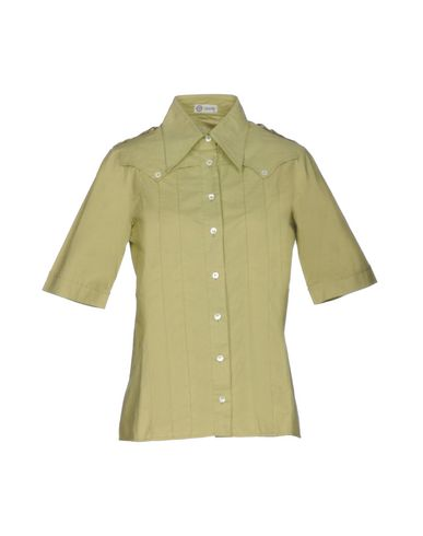 Image of GILMAR SHIRTS Shirts Women on YOOX.COM