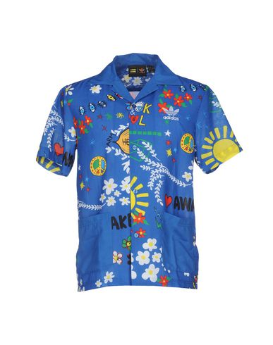 Pубашка ADIDAS PHARRELL WILLIAMS 38621623UO