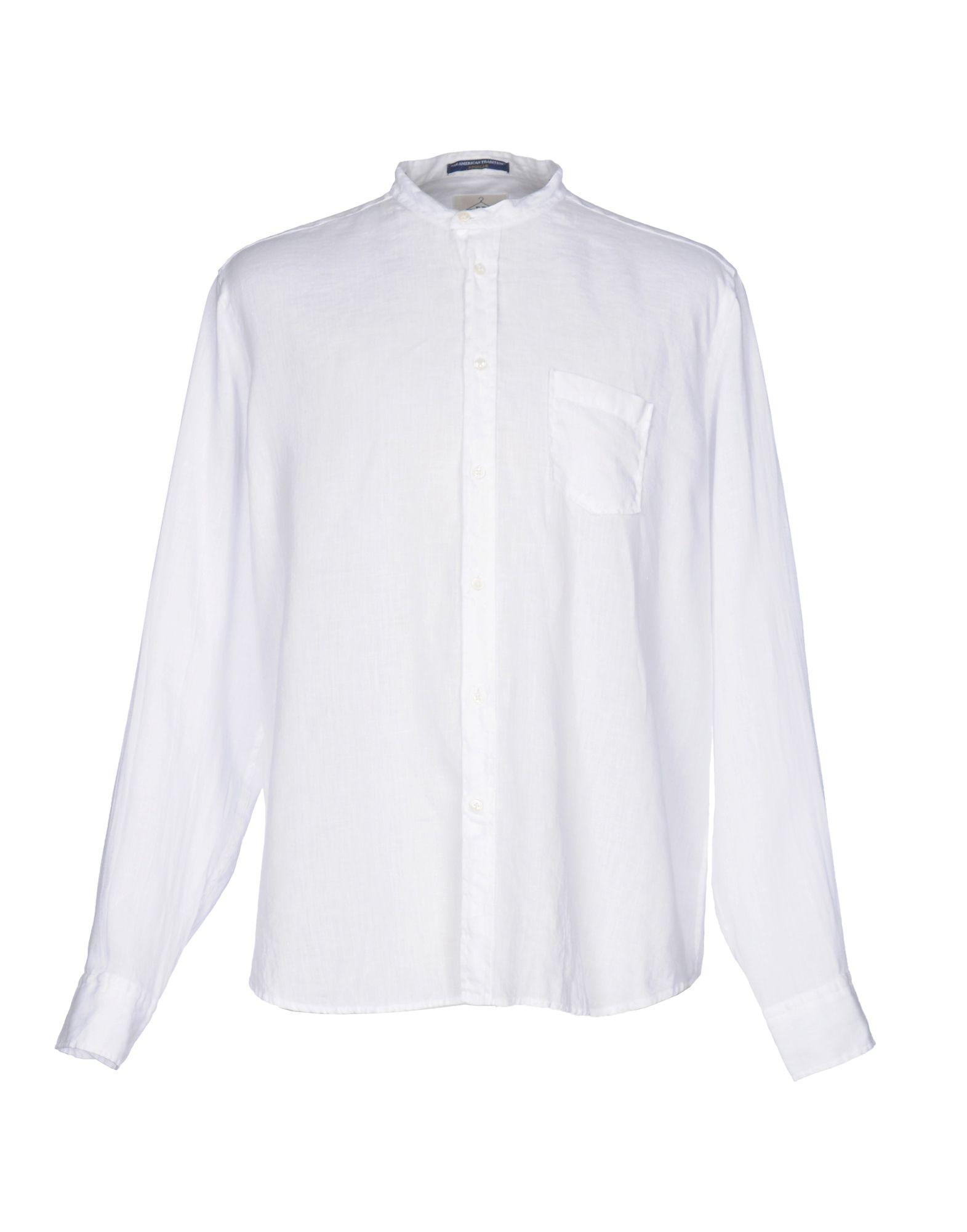 《送料無料》B.D.BAGGIES メンズ シャツ ホワイト S 麻 100%