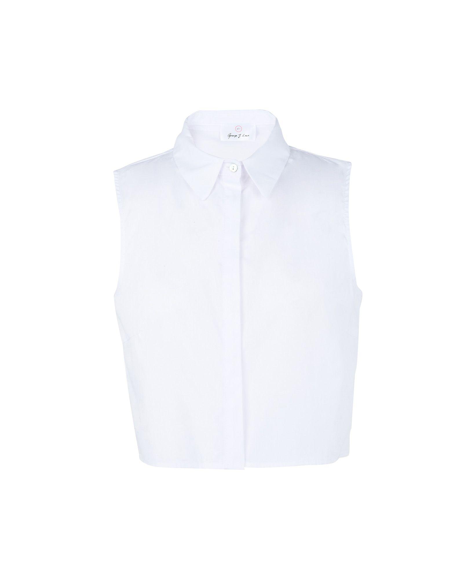 GEORGE J. LOVE Pубашка j shirt pубашка