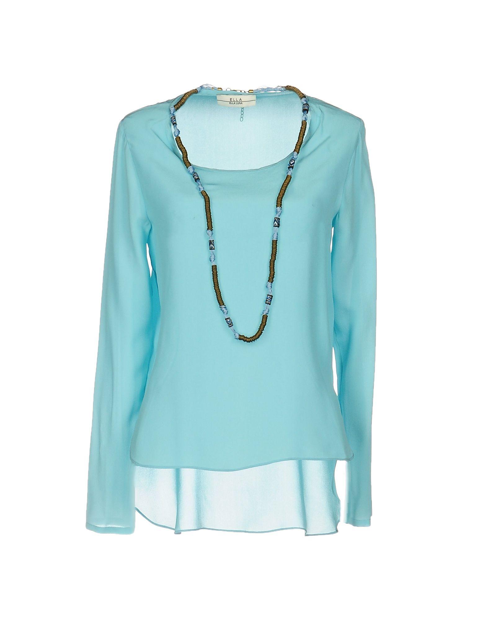 цена ELLA LUNA Блузка онлайн в 2017 году