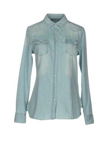 Джинсовая рубашка REPLAY 38626311IQ
