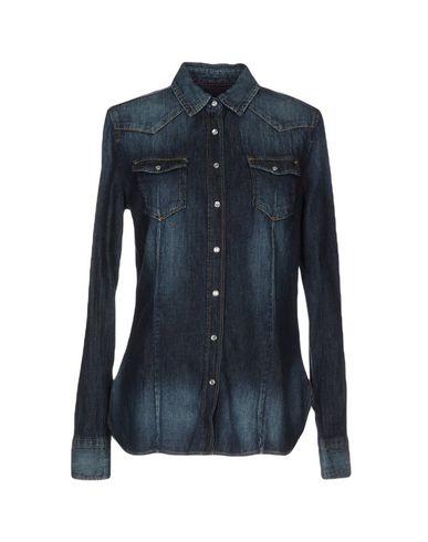 Джинсовая рубашка REPLAY 38626416WH