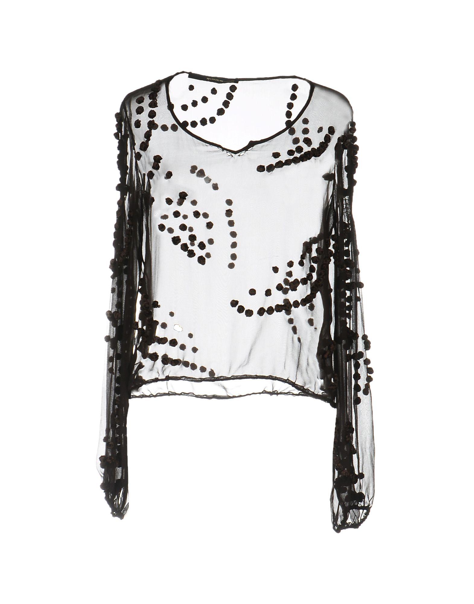 MAURIZIO PECORARO Блузка цена 2017