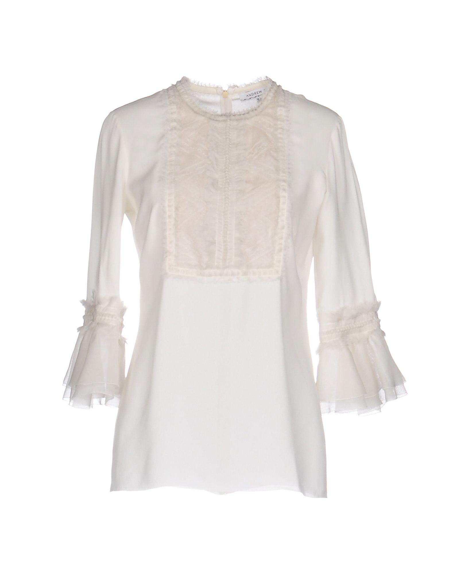где купить ANDREW GN Блузка по лучшей цене