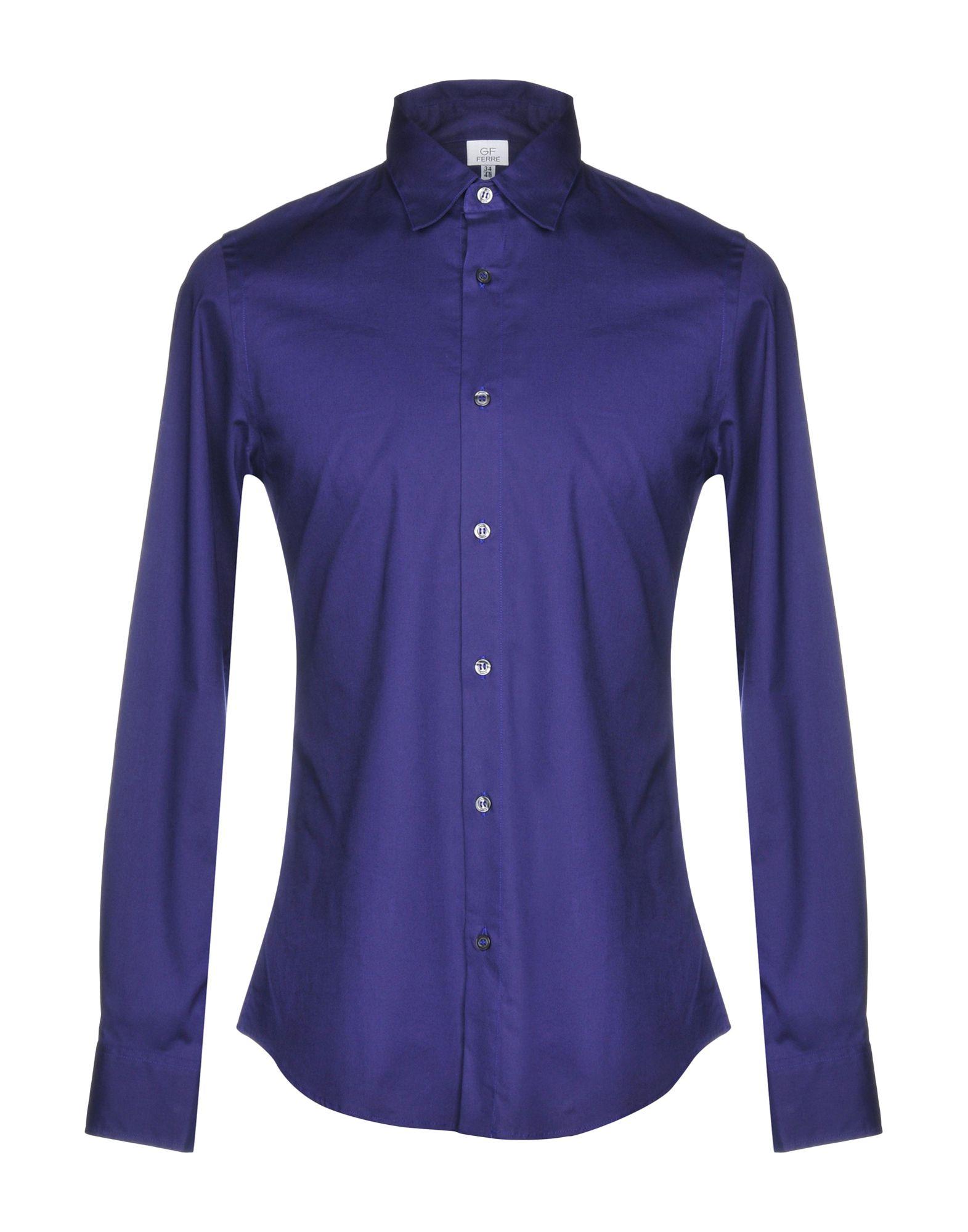 GF FERRE' Pубашка стоимость