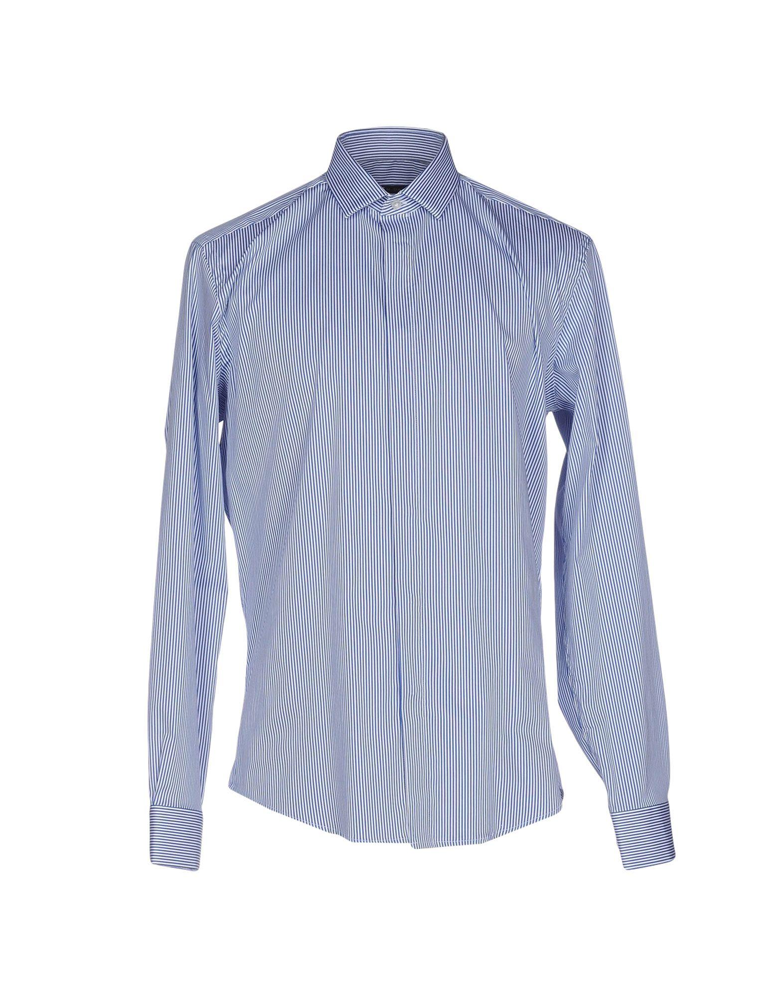 BRIAN DALES Herren Hemd Farbe Azurblau Größe 6 jetztbilligerkaufen