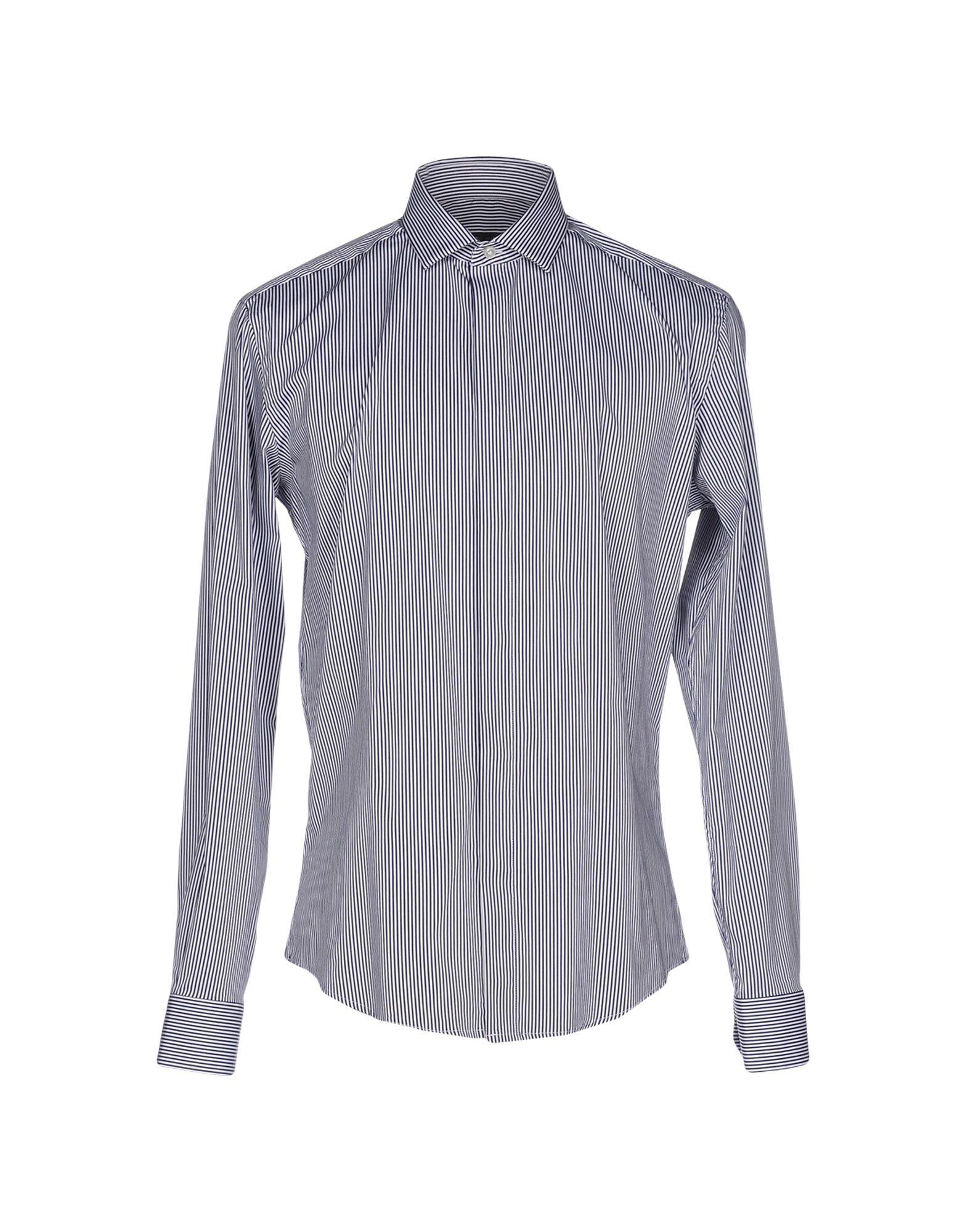 BRIAN DALES Herren Hemd Farbe Dunkelblau Größe 6 jetztbilligerkaufen