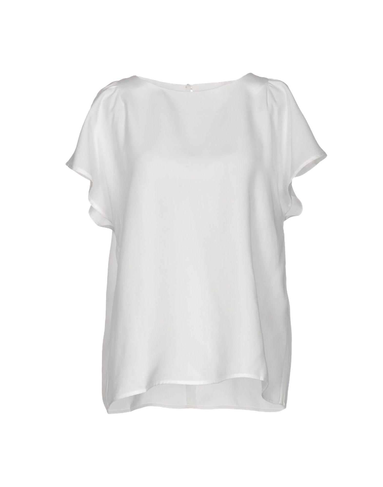 PAUL & JOE Damen Bluse Farbe Elfenbein Größe 4 jetztbilligerkaufen