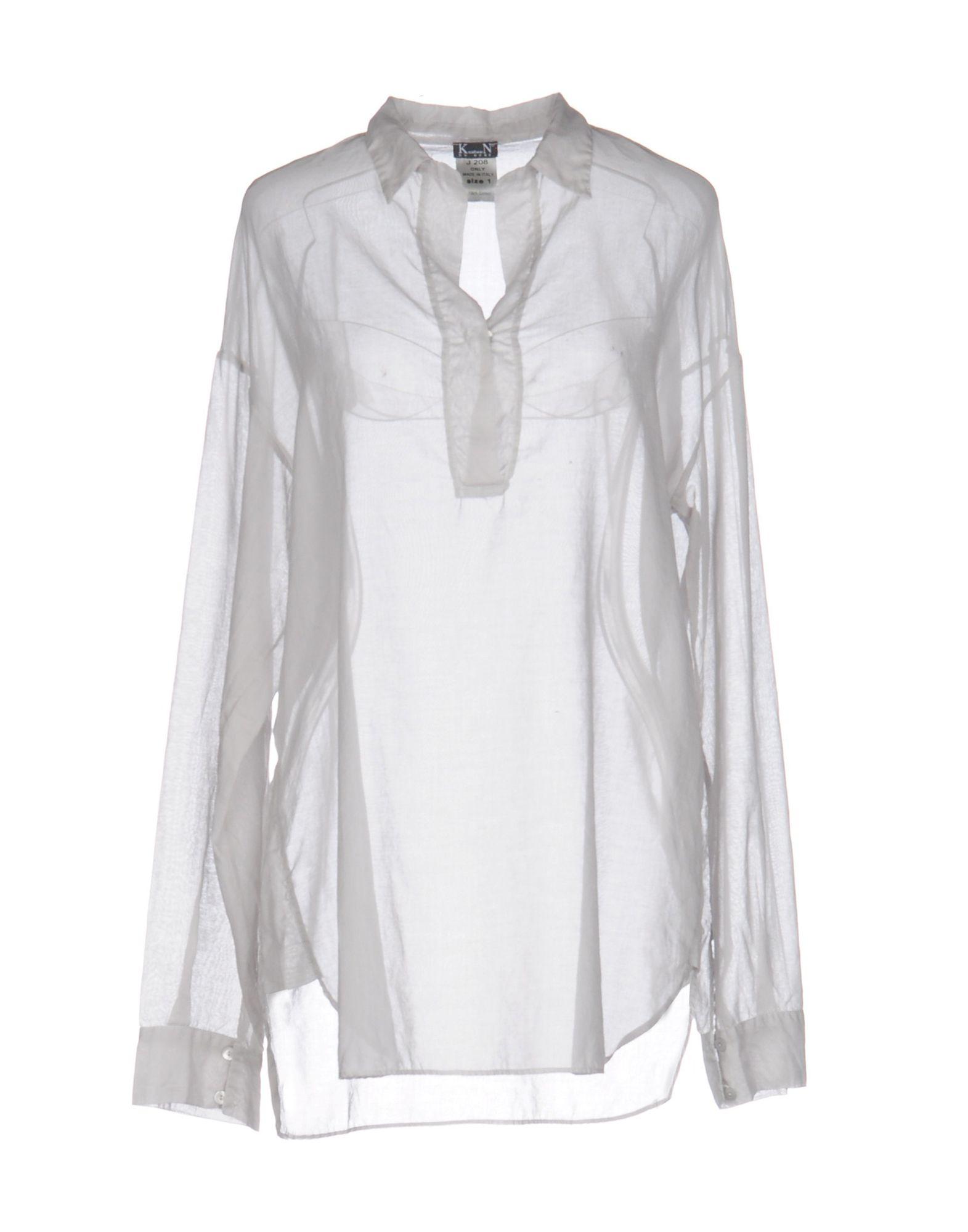 KristenseN DU NORD Damen Bluse Farbe Hellgrau Größe 1 jetztbilligerkaufen