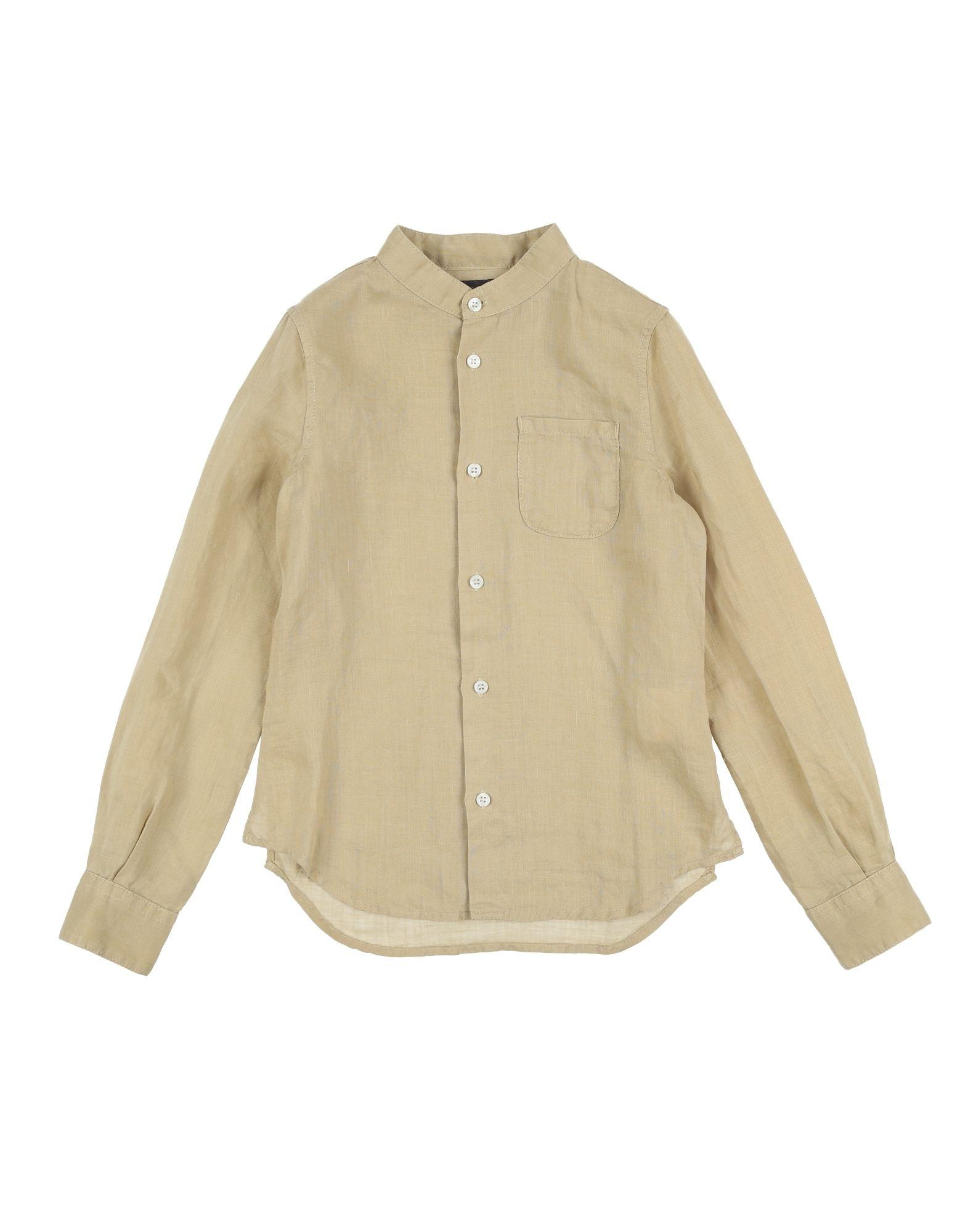DONDUP DKING Jungen 3-8 jahre Hemd Farbe Sand Größe 6 jetztbilligerkaufen