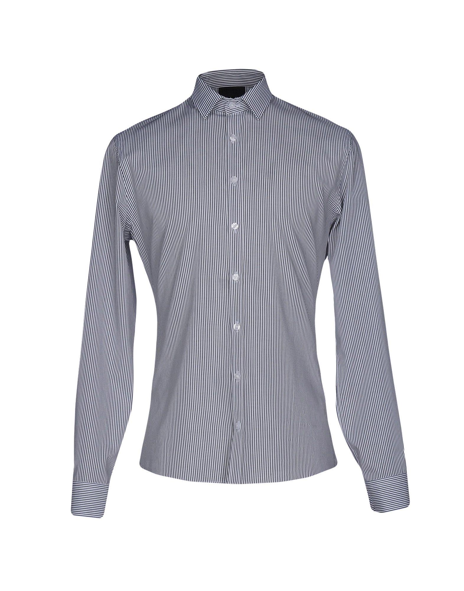 LES HOMMES Herren Hemd Farbe Schwarz Größe 4 jetztbilligerkaufen
