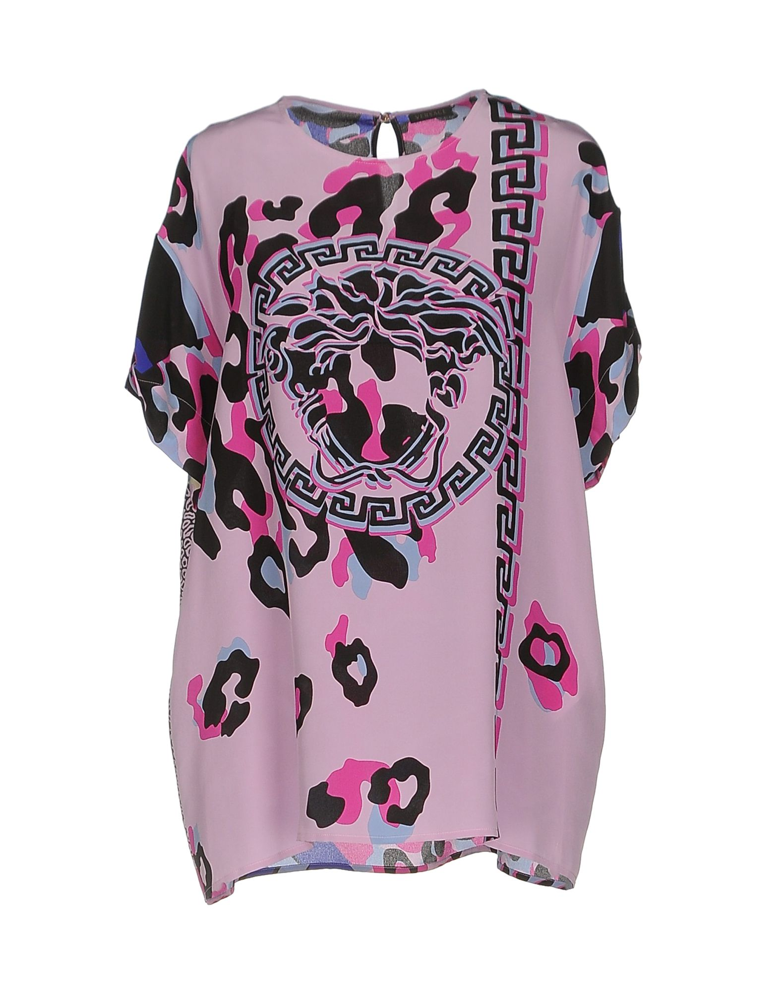 VERSACE Блузка футболка versace разноцветный