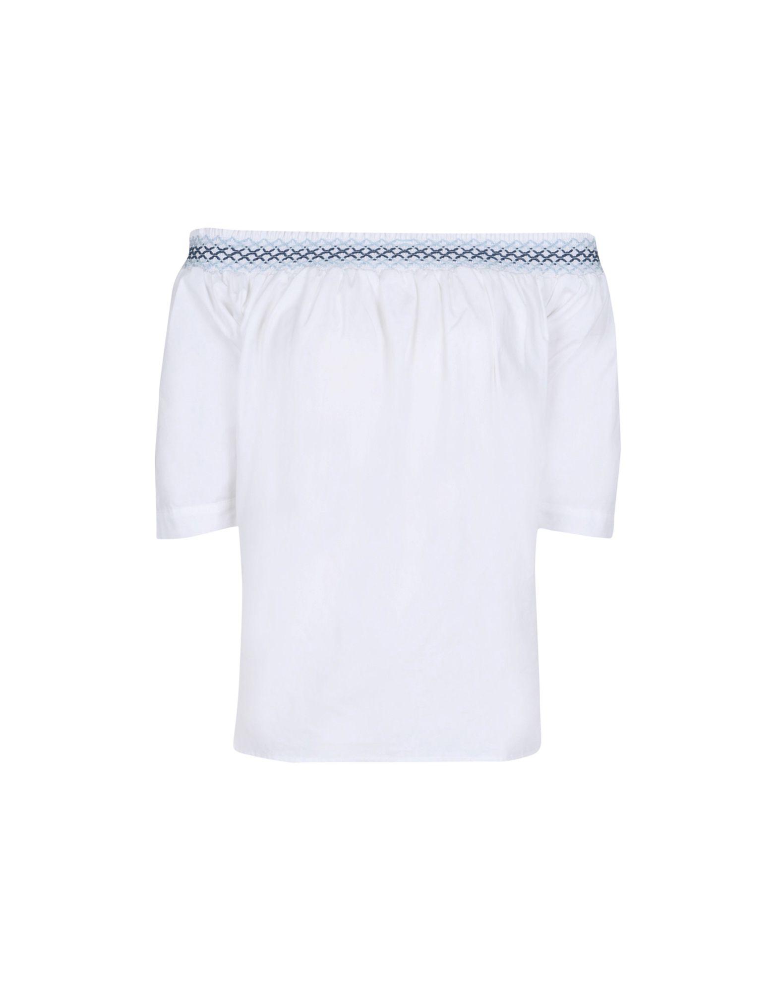 8 Damen Bluse Farbe Weiß Größe 7 jetztbilligerkaufen