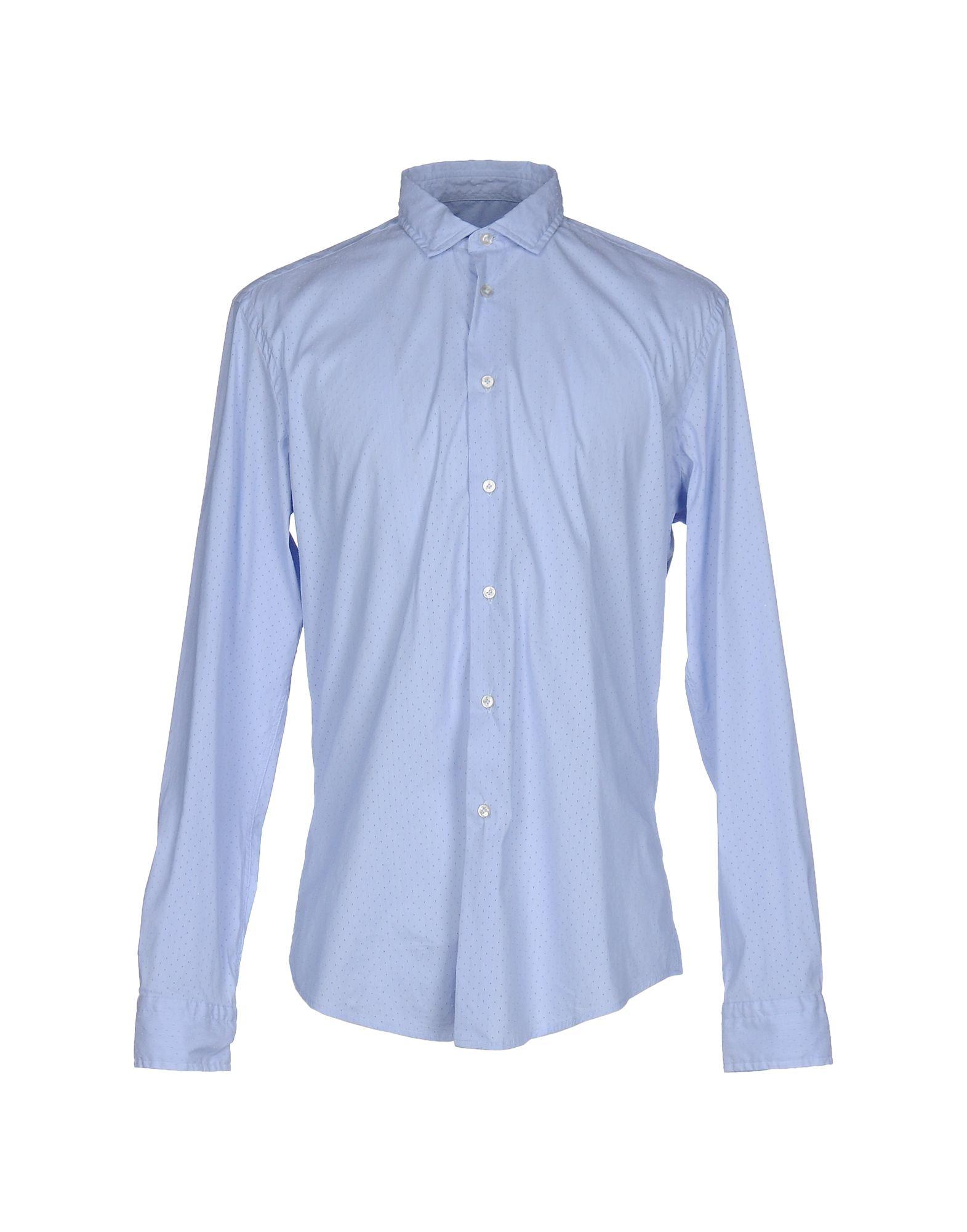 BRIAN DALES Herren Hemd Farbe Himmelblau Größe 3 jetztbilligerkaufen