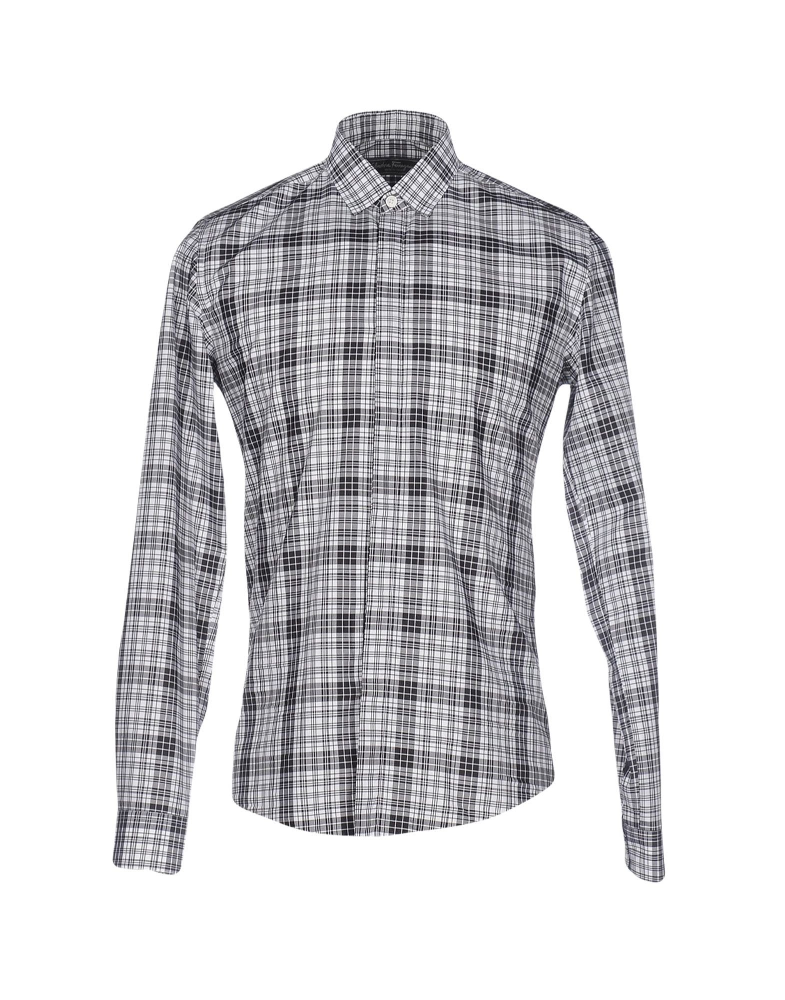 SALVATORE FERRAGAMO Shirts