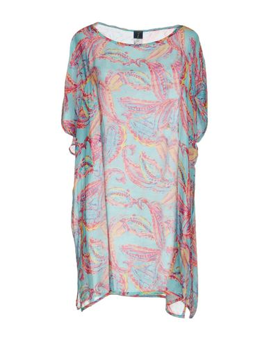 Блузка MOSAIQUE. Цвет: небесно-голубой