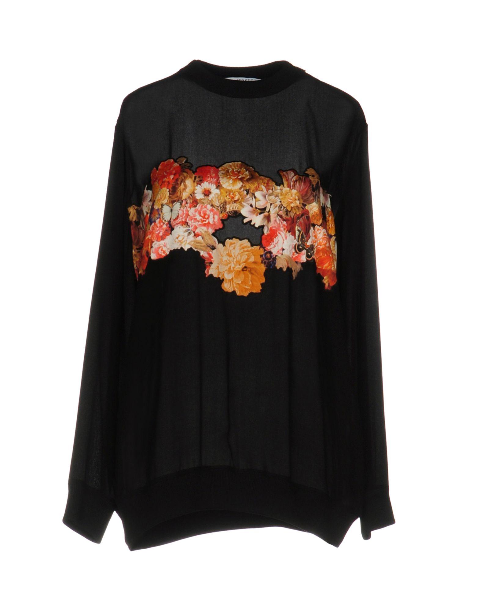 Givenchy Silks Blouse